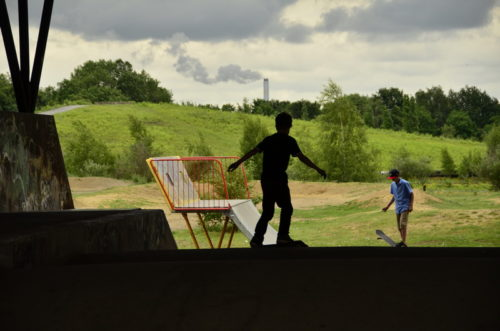 Skatepark im Lapadu