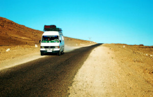 Mit dem Wohnmobil auf Reise