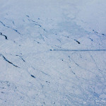 Nordpol - Packeis mit Eiskoloss