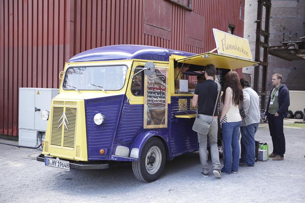 La Gourmandise bei der Photo+Adventure