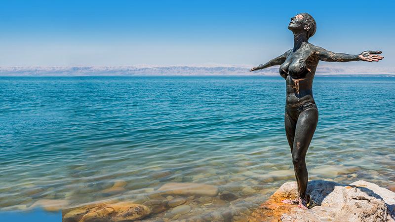 Wellness am Toten Meer