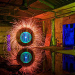 Lightpainting - intermezzo Workshops mit ZOLAQ