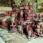 Papierfabrik Turbine, © rottenplaces