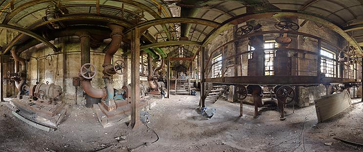 Gaswäsche im LaPaDu, © Thomas Bredenfeld