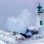 """Fotowettbewerb Abenteuer, 27. Platz: Dennis Stracke, """"Eiszeit auf Rügen"""""""