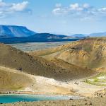 Krafla-Gebiet, Island, @ Katrin Schmidt