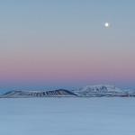 Nach Sonnenuntergang am Myvatn, Island, @ Katrin Schmidt
