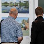 Ausstellung bei der Photo+Adventure 2014