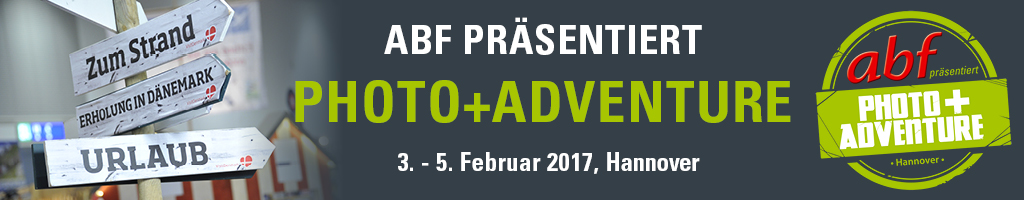 abf präsentiert Photo+Adventure