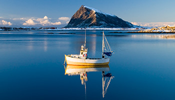 Gereon Roemers Multivisions-Show Norwegen