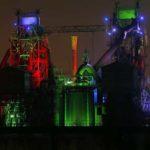 ©Thomas Berns / Landschaftspark Duisburg-Nord, Lichtaktion