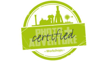 Photo+Adventure certified Foto-Workshop-Programm