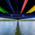 """28. Platz: Frank Ebert, """"Brücke der Solidarität"""""""