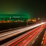 "36. Platz: Stephan Kelle, ""Allianz Arena – St. Patrick's Day"""