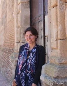 Porträt Silja Schmidt Almeria