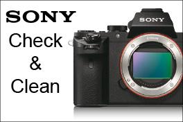 Sony Check & Clean bei der Photo+Adventure