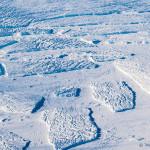 Nordpol Eisfelder