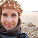 Lisa Reinshagen in Jordanien