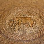 Mosaik Mount Nebo Madaba