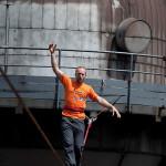 Bernhard Witz bei der Photo+Adventure 2014