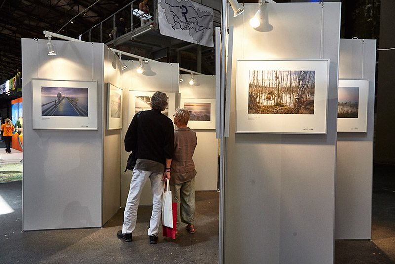 Ausstellung der Photo+Adventure 2015