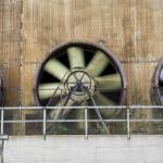 Turbinen im Landschaftspark Duisburg-Nord