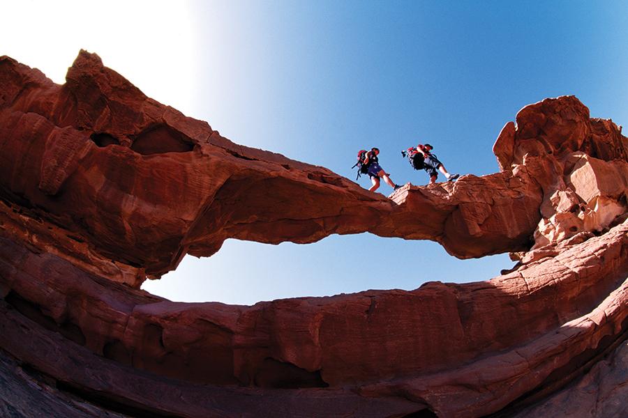 Jordanien - Wadi Rum