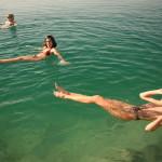Jordanien - Baden im Toten Meer