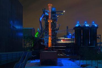 Langzeitbelichtung zur Blauen Stunde und bei Nacht, © Olav Brehmer mit Olav Brehmer