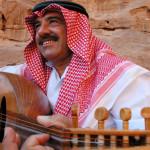 Jordanien - Musik in Petra