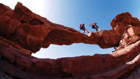 Jordanien - Wandern im Wadi Rum