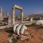 Jordanien - Amman - früher und heute