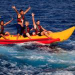 Jordanien - Banana Boat Aqaba