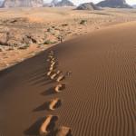 Jordanien - Wanderung im Wadi Rum