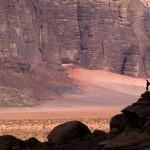 Jordanien - Klettern im Wadi Rum