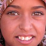 Jordanien - Beduinenmädchen