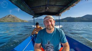Pavel Kaplun auf Reisen