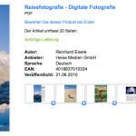 Reisefotografie-Artikel - c't Digitale Fotografie