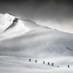 "Fotowettbewerb Abenteuer, 2. Platz: Gabi Kürvers, ""Kreuzweg"""