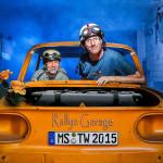 """Fotowettbewerb Abenteuer, 12. Platz: Thomas Wiebke, """"Rallye Garage"""""""