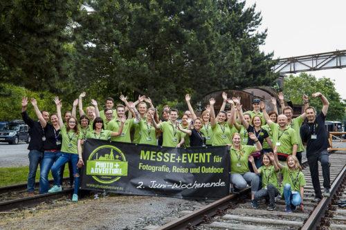 Das Team der Photo+Adventure 2016, © Photo+Adventure / Tina Umlauf