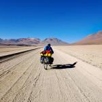 """Fotowettbewerb Abenteuer, 26. Platz: Anna Singer, """"Wüstentour Bolivien"""""""