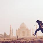 "Fotowettbewerb Abenteuer, 28. Platz: Alexandra Popp, ""Princess of India"""