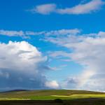 Wolkenstimmung in Island, @ Katrin Schmidt