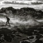 """Fotowettbewerb Abenteuer 2016, Empfehlung: Sibylle Bader, """"Tanz auf dem Vulkan"""""""