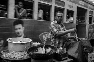 Streetphotography in Kalkutta, © Klaus Wohlmann