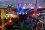 Langzeitbelichtung im LaPaDu, © Tina Umlauf