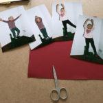 Foto-Geschenk selbst basteln: Lesezeichen