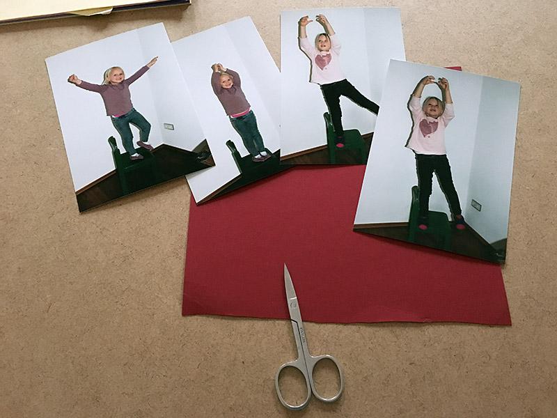 Schnelles Foto Geschenk Basteln Lesezeichen Vom Mini Me