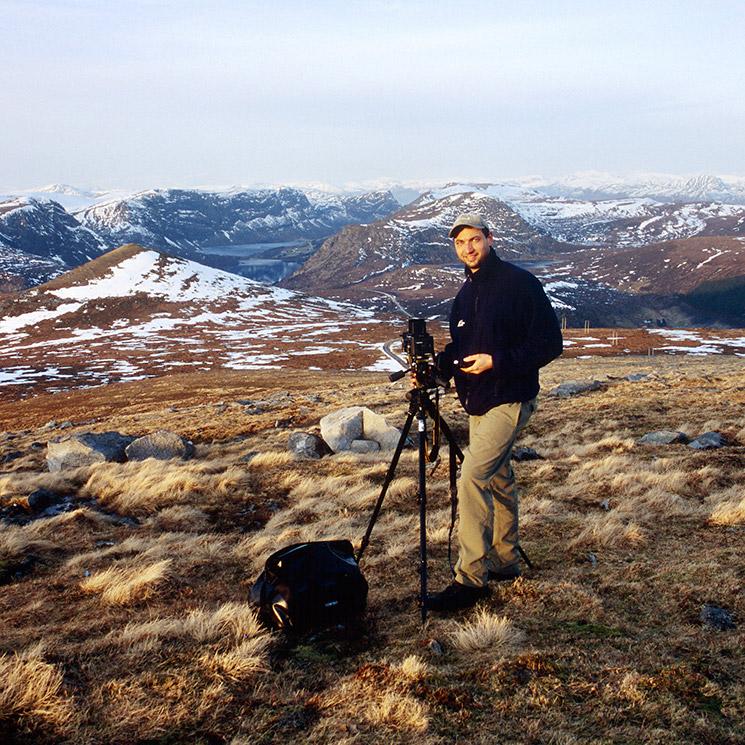 Gereon Roemer in Norwegen